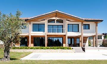 Tradition Bois - Construction maison ossature bois