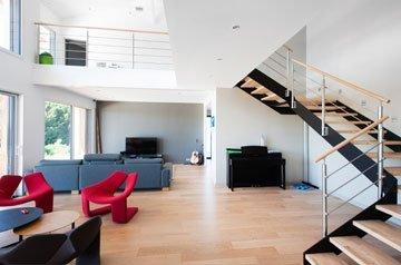 maison passive tradition bois. Black Bedroom Furniture Sets. Home Design Ideas
