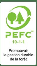 Forêts éco-certifiées