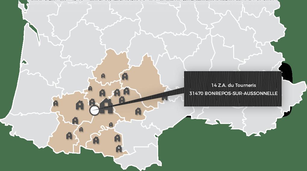 Zone géographique